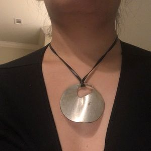 Kenneth Cole necklace.